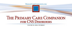 Primary Care Companion Issue
