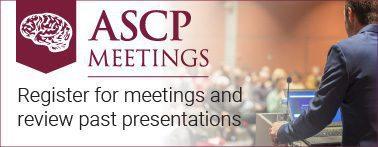 ASCP Meetings